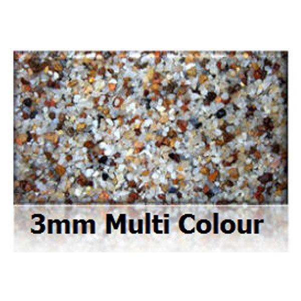 Aps Multi Natural Gravel 2mm 5kg Newcraft