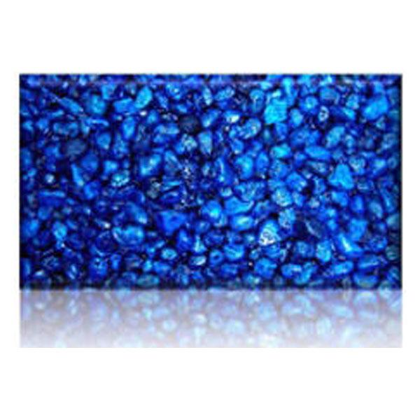 Aps Coloured Gravel 6mm Dark Blue 15kg Newcraft