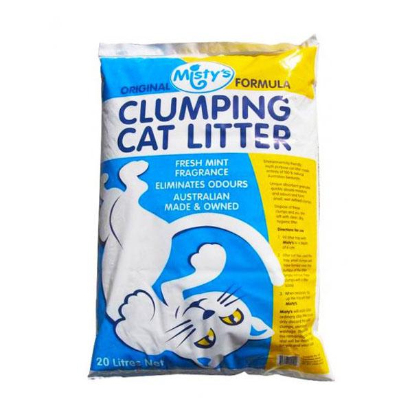 Clumping Gravel Cat Litter